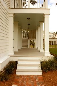 Columns: Inside and Outside the House