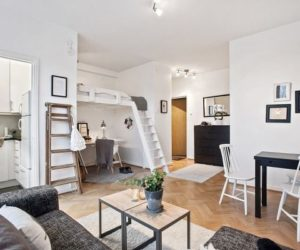 Very Smart And Creative Use Of Space In A 29 Square Meter