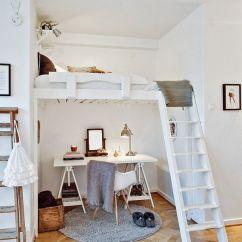 Inspiration For Living Room Grey Sofa Ideas Uk Space-saving Design In A 29 Square Meter Gothenburg Studio ...