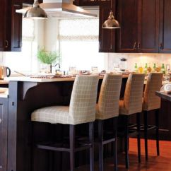 Kitchen Bar Stools Cheap Cabinet Doors 24 Ways To Find Your Match View In Gallery