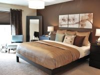 Dipped in Chocolate: Monochromatic Rooms