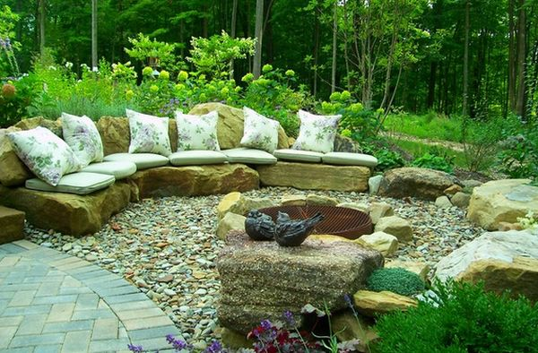 Landscape Design Ideas Rocks
