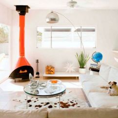 Images Of Living Rooms With Wood Burning Stoves Room Clock Freestanding Versatile Designs View In Gallery
