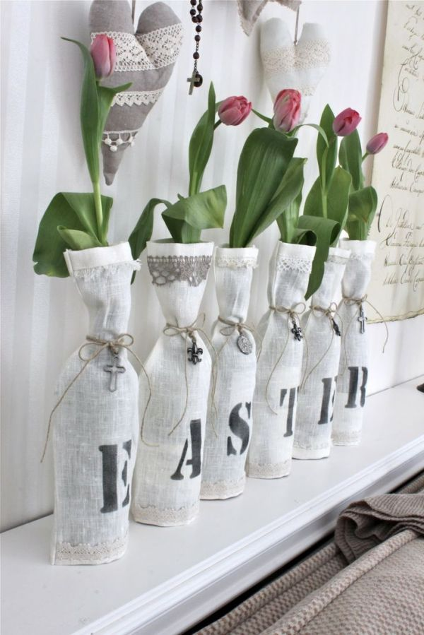 15 mantel decorating ideas for spring