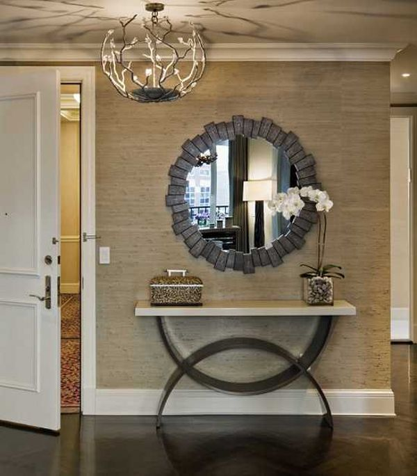 Image Of Front Entryway Decorating Ideas