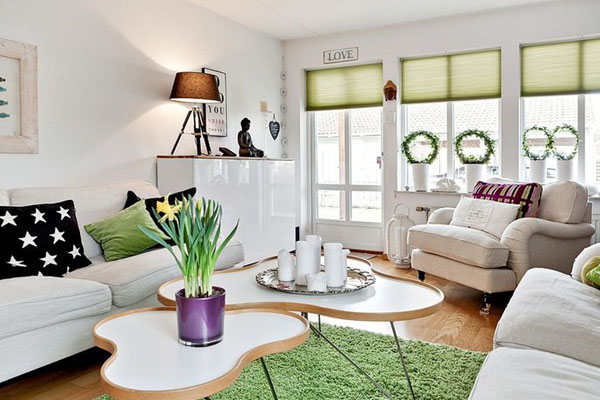 scandinavian living room furniture shelves ideas 35 light and stylish designs view in gallery
