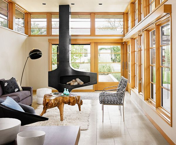 living room designs with wood stove sectional ideas freestanding burning stoves versatile view in gallery modern