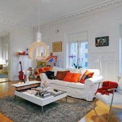 Scandinavian Living Room Furniture Farmhouse Color Ideas 35 Light And Stylish Designs View In Gallery