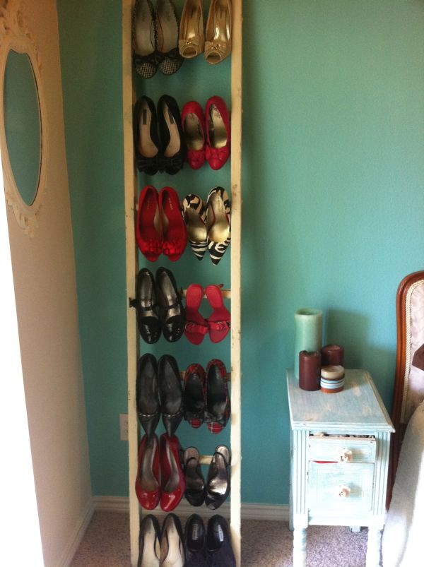 DIY Shoe Organizer Designs  A MustHave Piece In Any Home
