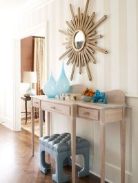 How to Decorate a Console Table Top: Seeing the Forest ...