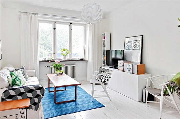 scandinavian living room design curtains next 35 light and stylish designs the area rug is a nice way to add color minimalist decor