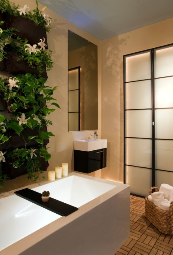 20 SpaLike Bathrooms To Clean Your Mind Body And Spirit