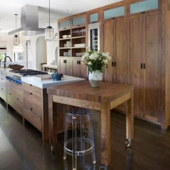 Portable Islands For The Kitchen Cabinet Design App - They Make Reconfiguration Easy ...