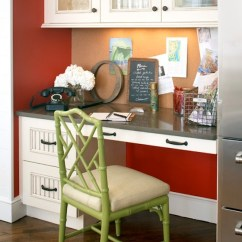 Kitchen Desk Chair Antique Wooden Rocking Styles 20 Clever Ideas To Design A Functional Office In Your