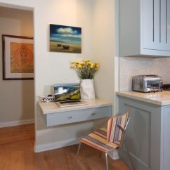 Kitchen Desk Ideas For Walls 20 Clever To Design A Functional Office In Your