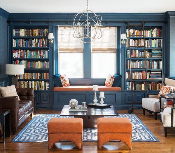 How Build Floor Ceiling Bookshelves
