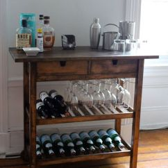 Office Chair Nz Make Up Chairs 14 Inspiring Diy Bar Cart Designs And Makeovers