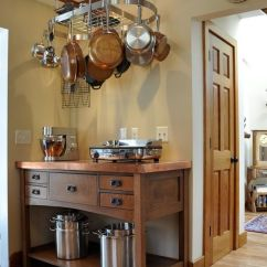 Kitchen Buffet Best Material For Countertops Organized Buffets Let S Look Inside On Top View In Gallery