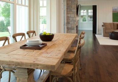 How To Protect Hardwood Floors From Chairs And Furniture