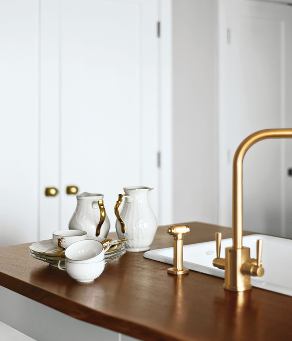 gold kitchen home designs golden kitchens ideas inspiration 3 easy touches