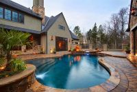 Spruce Up Your Small Backyard With A Swimming Pool  19 ...