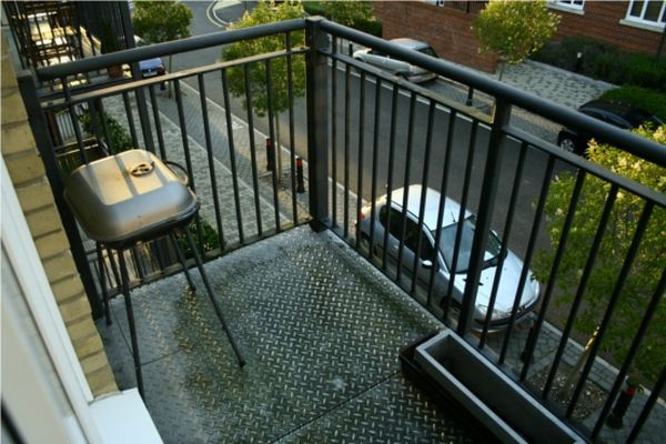 Before After Small Balcony