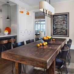 Modern Kitchen Table Fans With Lights Be Sentimental And Have A Farmhouse In Your Home