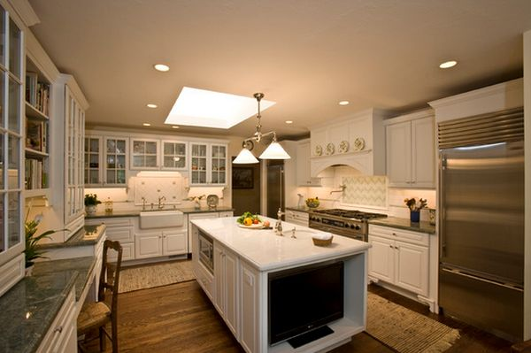 kitchen island with seating gray subway tile 10 ways to revamp your