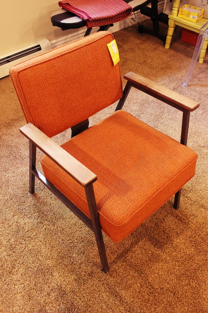 How to Reupholster a Chair BeginnerIntermediate DIY
