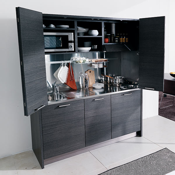 Compact Kitchen Designs For Small Spaces  Everything You