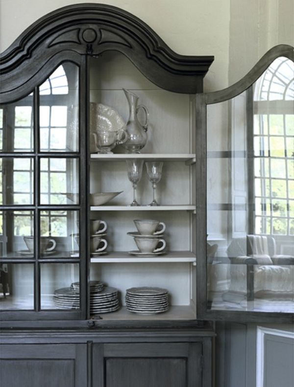 What's Inside The China Cabinet Organized & Styled