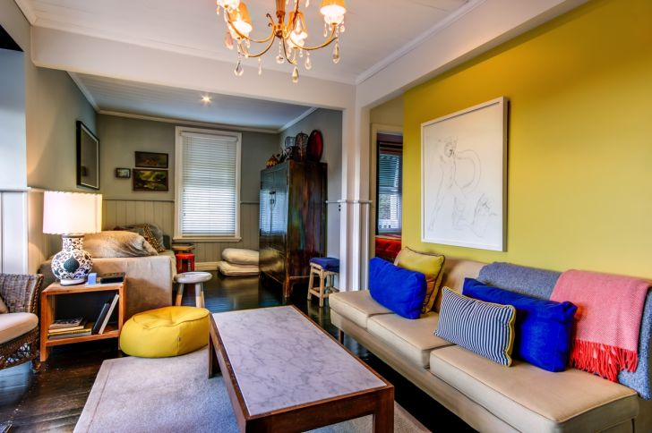 Interior Design: Interior Design Yellow Rooms. Mixing In Some Mustard Yellow Ideas Inspiration Desktop Interior Design For Designers Pages Mobile Hd House Living Room Wall Accent