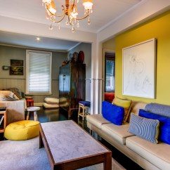 Mustard Yellow Living Room Ideas Victorian Style Set Mixing In Some Inspiration 9 One Wall With Light