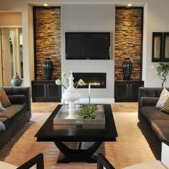 Black Living Room Tables White Decor How To Decorate Around Coffee What S Your Favorite View In Gallery