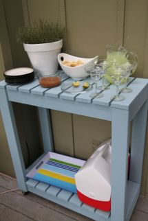 Easy Diy Patio Furniture Projects Start