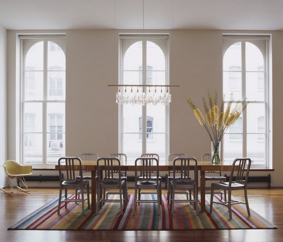 View In Gallery Designed By James R Moder The Broadway Linear Crystal Chandelier