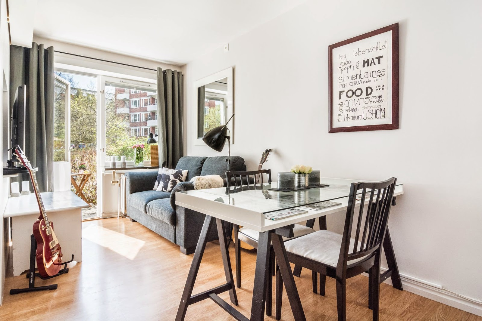 Sunny Tiny Ground Floor Apartment With Complementary