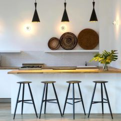 Kitchen Pendant Lights Small Island Bar Modern Lighting For A Trendy Appeal