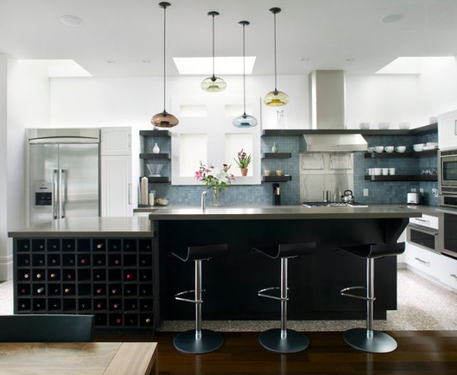kitchen pendant lights backsplash patterns modern lighting for a trendy appeal view in gallery