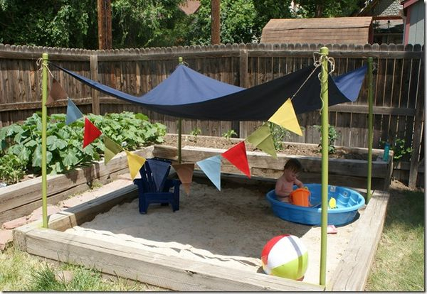 Turning The Backyard Into A Playground – Cool Projects Kids Will