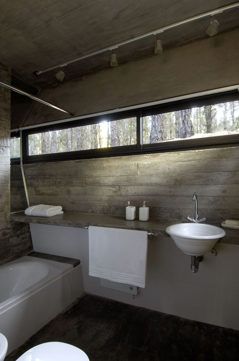 Concrete Bathroom Sinks That Make A Strong Statement