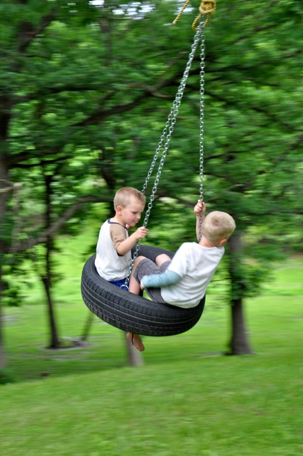 Turning Backyard Playground Cool Projects Kids Love