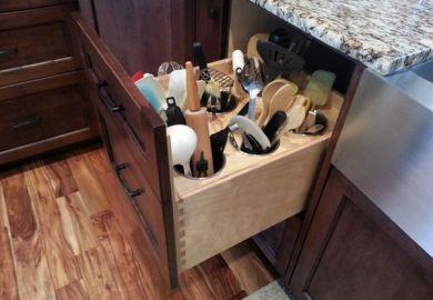 Kitchen Cabinet Drawer Pull Ideas