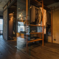 Best Floor Lamps Living Room Furniture Tables Industrial Meets Nature In This Remarkable Loft Kiev