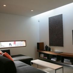 Corner Tv Stand Ideas For Living Room Furniture Picture Gallery 20 Ways To Incorporate Wall-mounted Tvs And Shelves Into ...