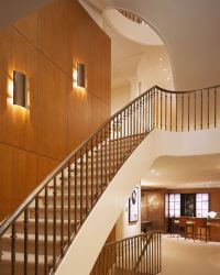 Modern Lighting Ideas That Turn The Staircase Into A ...