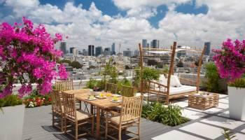 25 suggerimenti per trasformare il terrazzo in un\'oasi urbana ...