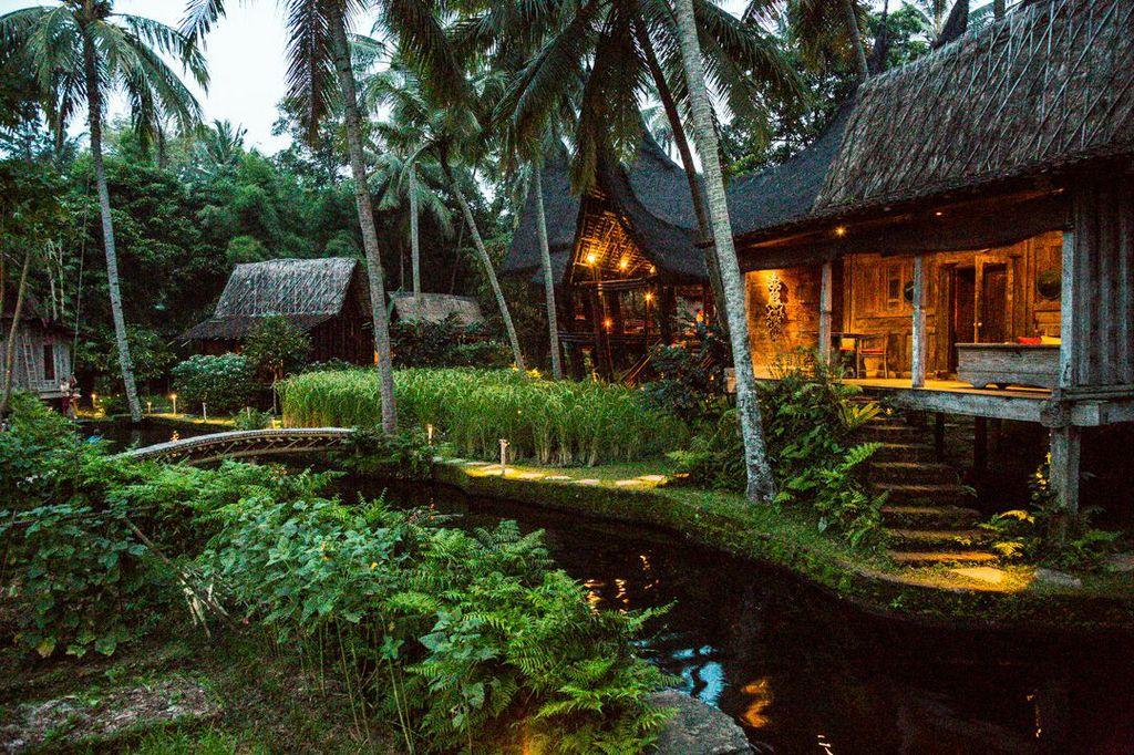 Bambu Indah Resort In Bali Indonesia  An Unforgettable