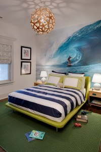 Eye-Catching Wall Dcor Ideas For Teen Boy Bedrooms