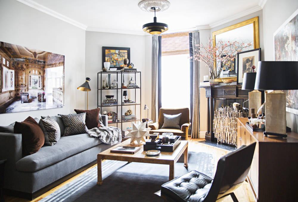 Historic One Bedroom Apartment Gets A Metropolitan New